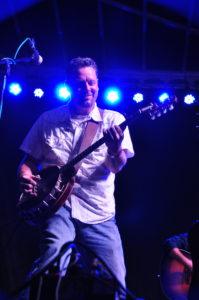 Craig Miner Banjo on Stage